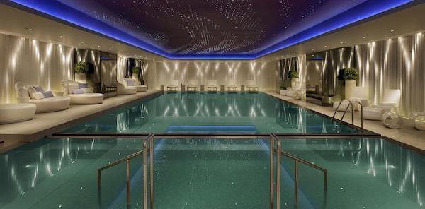 The Mira Hong Kong - Hotel Pools