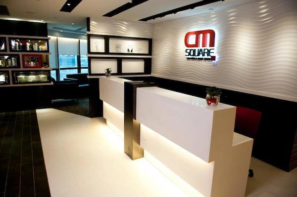 cm square - nail salon Causeway Bay